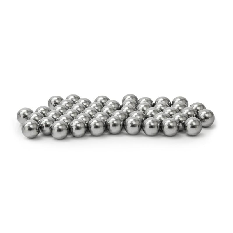 Metallkuulid ragulkale/püstolile 7mm