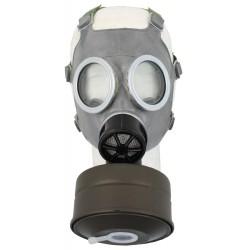 Polish gas mask MC-1 with bag, grey