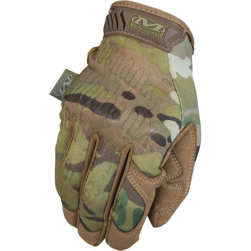 Mechanix Original gloves, MultiCam