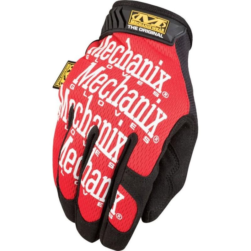 Mechanix Original gloves, red