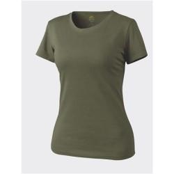 Женская футболка Helikon Classic, Оливково-зеленый