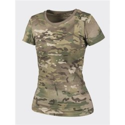 Helikon Klassikaline naiste T-särk, Camogrom
