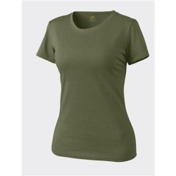 Helikon Classic women T-shirt, U.S. Green