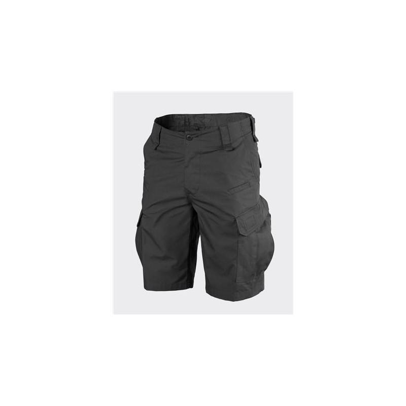 Helikon CPU Shorts - PolyCotton Ripstop - Black