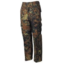 Детские брюки BDU, BW camo