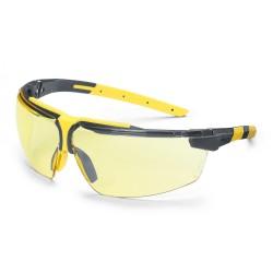Safety glasses Uvex I-3, anthracite, yellow