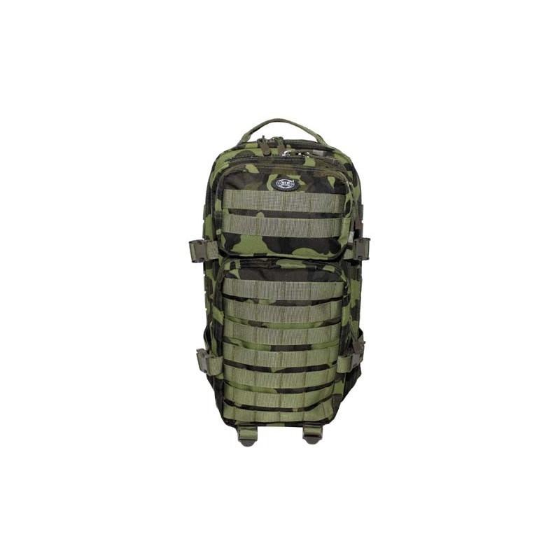 Molle seljakott Assault I 30L - M 95 CZ camo