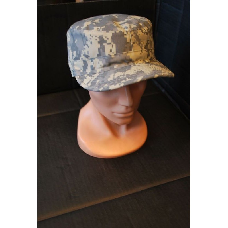 US ACU Field Cap, Rip Stop, AT-digital