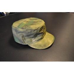 U.S. ACU Field cap, nokamüts, HDT camo green