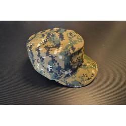 U.S. BDU Field cap, nokamüts, digital woodland