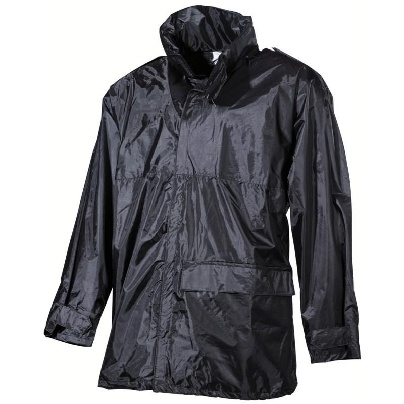 Rain Jacket, black