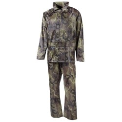 MFH дождя куртку и брюки набор, 95 CZ camo