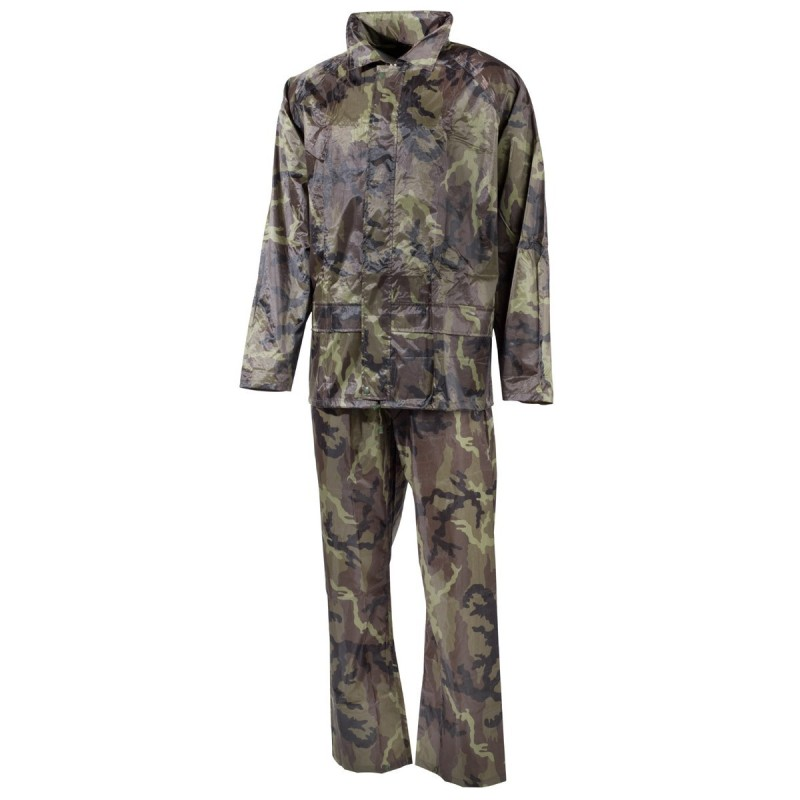 MFH Rain Jacket and pants set, 95 CZ camo