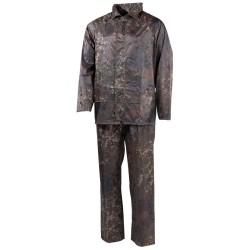 MFH дождя куртку и брюки набор, bw camo