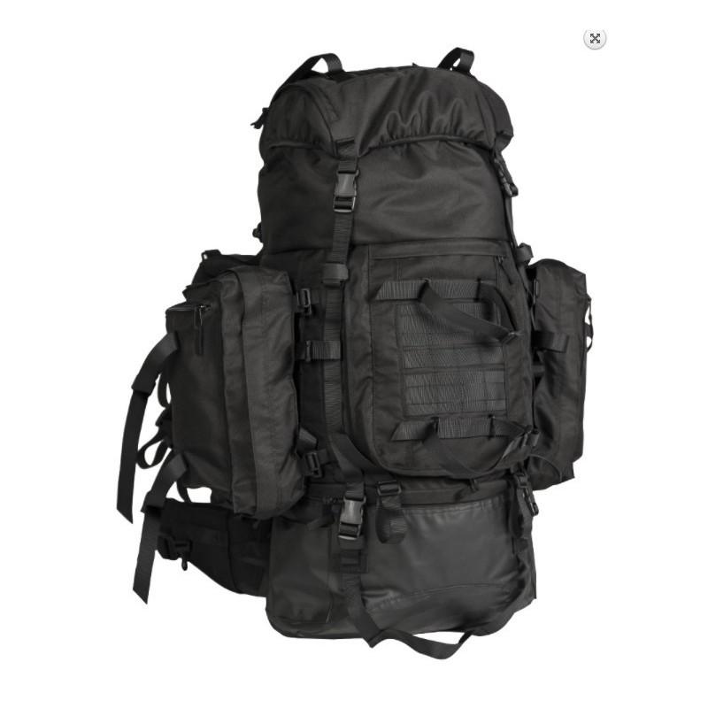 Teesar large backpack, black