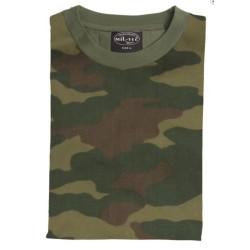 Mil-tec Camo t-shirt, Russian woodland camo