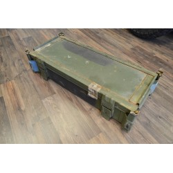 Lõhkeaine kast Bundeswehr, roheline, kasutatud