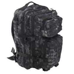 Backpack US assault Laser large, Mandra night