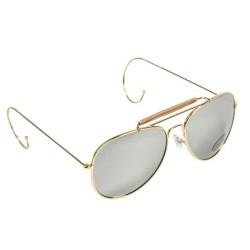 Солнцезащитные очки Air Force, зеркальные линзы