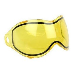 Tippmann maski termoklaas Intreoid/Valor, kollane