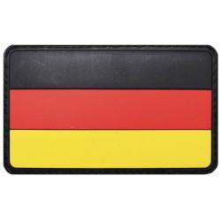 Takjakinnitusega lipu embleem - Saksamaa