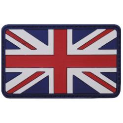 Takjakinnitusega lipu embleem - Suurbritannia