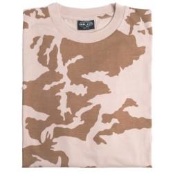 Mil-tec Camo t-shirt, British DPM desert camo