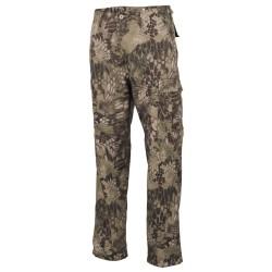 U.S. BDU välipüksid (field pants), snake FG