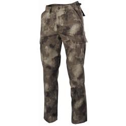 U.S. BDU välipüksid (field pants), HDT camo