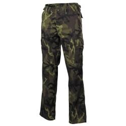 U.S. BDU välipüksid (field pants), M 95 CZ camo