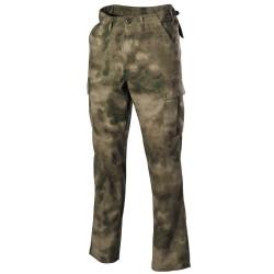 U.S. BDU välipüksid (field pants), HDT camo green
