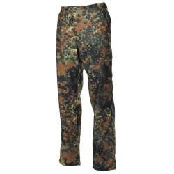U.S. BDU välipüksid (field pants), BW camo