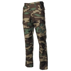 U.S. BDU välipüksid (field pants), metsalaiku