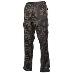 U.S. BDU välipüksid (field pants), polish camo