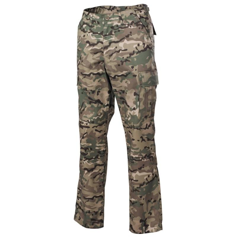 US BDU Field Pants, operation camo