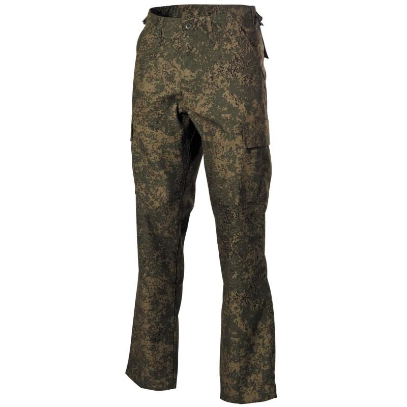 US BDU Field Pants, russian digital