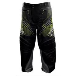 NXE Elevation püksid, must/roheline