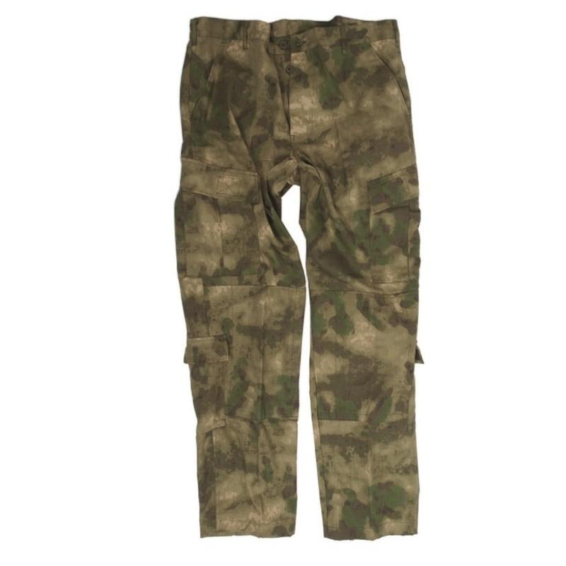 US ACU field pants, polycotton, Mil-tacs FG