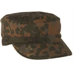U.S. BDU Field cap, nokamüts, flecktarn