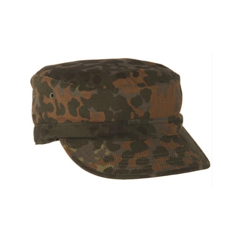 US BDU Field Cap, Rip Stop, flecktarn