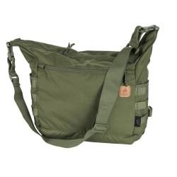 Helikon Bushcraft Satchel kott, cordura, oliivroheline