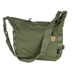 Helikon Bushcraft Satchel, сумка, кордура, оливково-зеленый