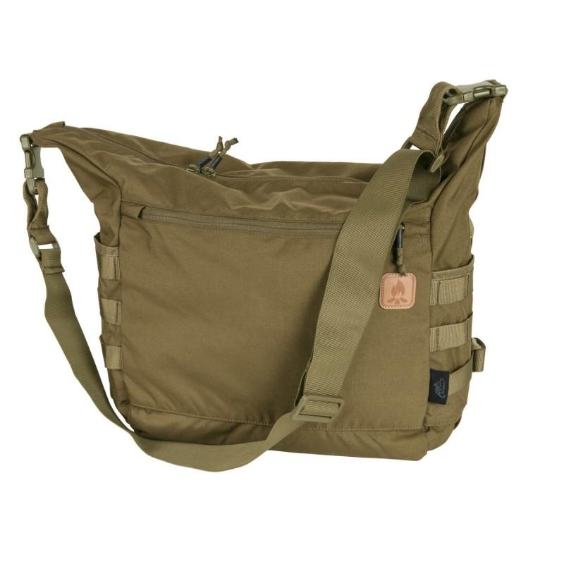 Helikon Bushcraft Satchel bag, cordura, coyote