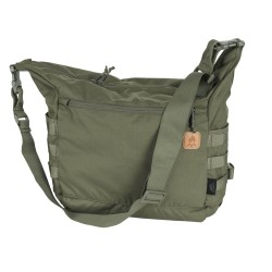 Helikon Bushcraft Satchel, сумка, кордура, Adaptive Green