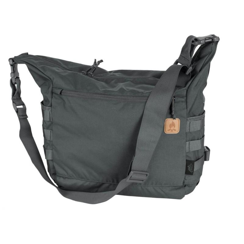 Helikon Bushcraft Satchel bag, cordura, Shadow Grey