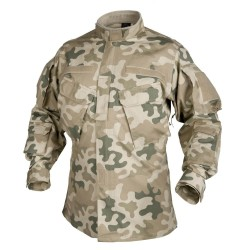 Helikon CPU Shirt, Cotton Rip Stop, PL Desert