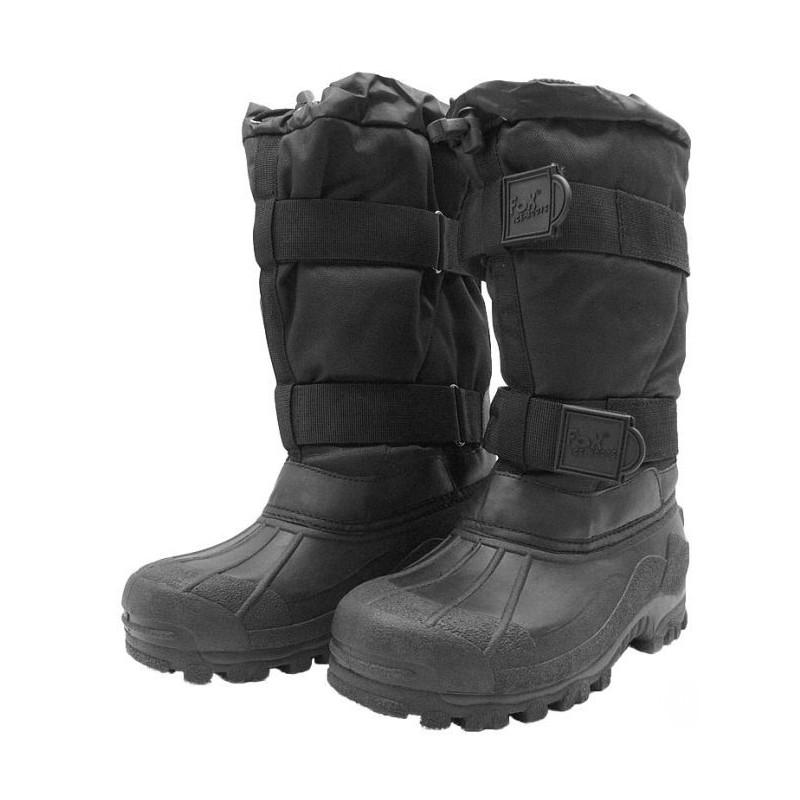 "Термо ботинки, ""Fox 40 C"", черный"