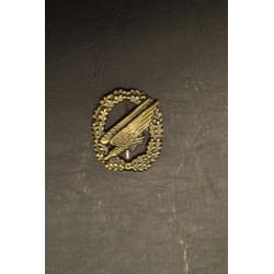 Metal Bundeswehr beret crest, Fallschirmjäger