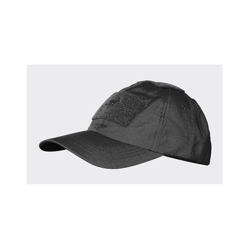 Helikon BBC cap, with Velcro panels, black