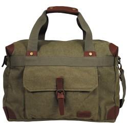 Стильная сумка «PT», зеленая
